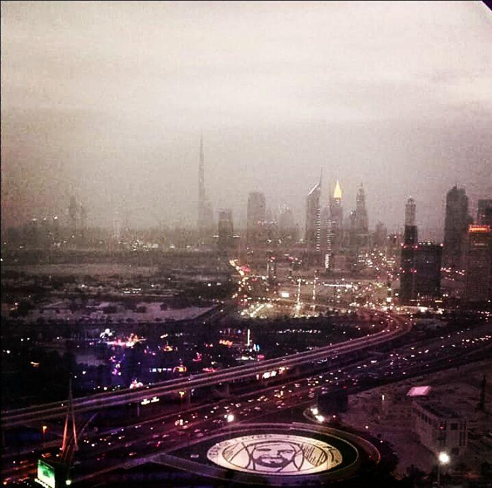 Photo of Dubai Frame - Dubai - United Arab Emirates By Tina Sam