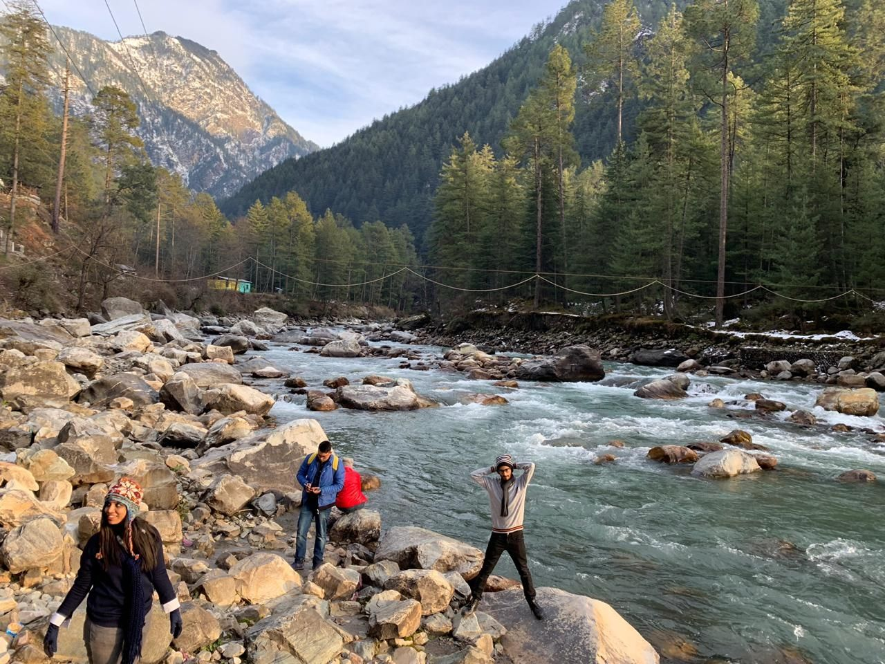Photo of Parvati Valley By Rahul Guptha