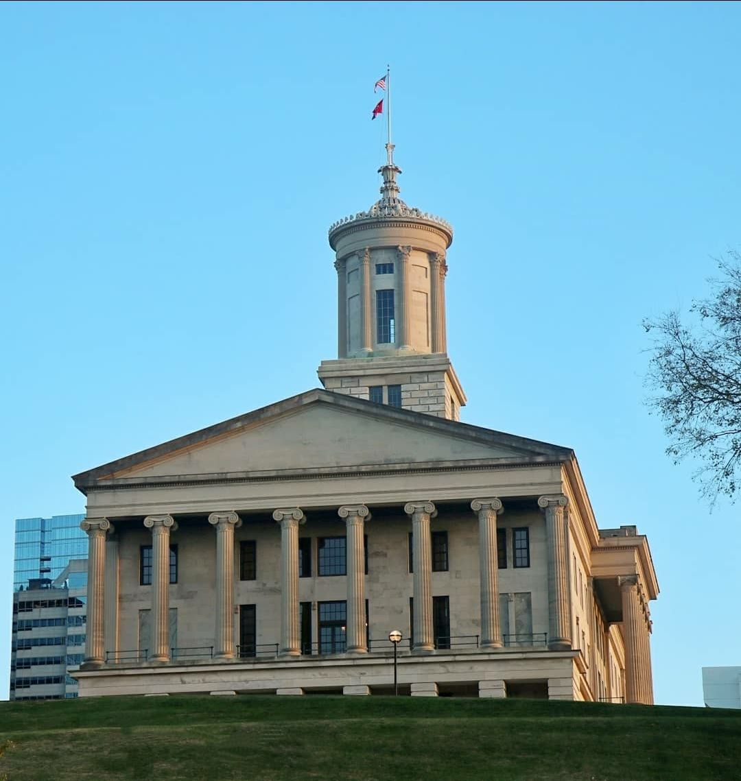 Photo of Tennessee State Capitol By Arsha Shaji