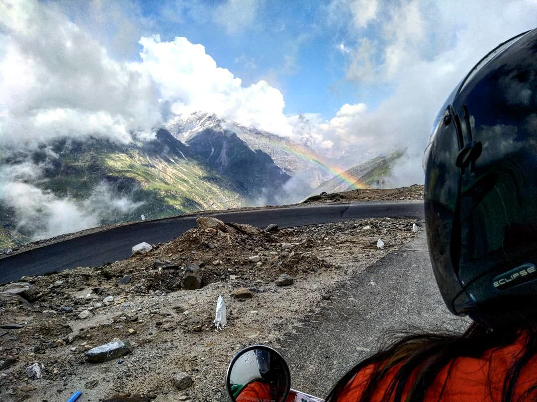 Photo of Rohtang Pass By Surbhi Sabharwal