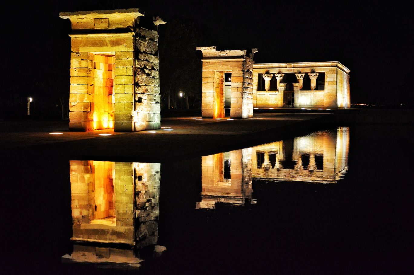 Photo of Temple of Debod By Megha Bhageria