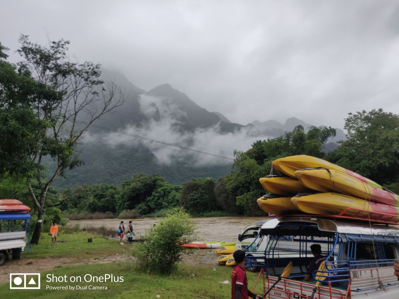 Photo of Vang Vieng By Omkar Raikar
