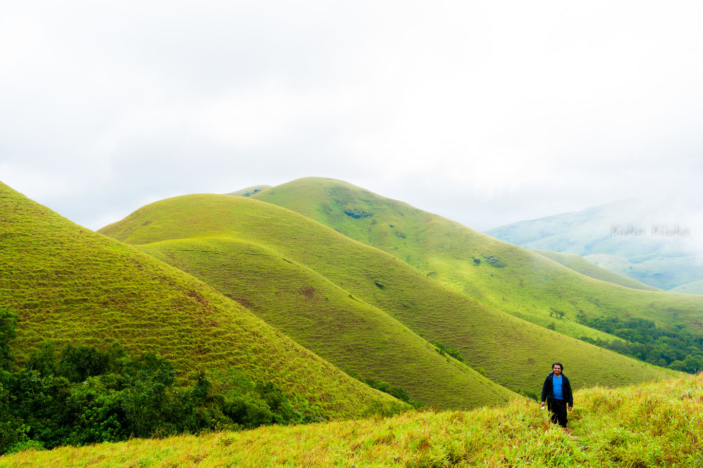 Photo of Kudremukh By Kiran Kumnoor