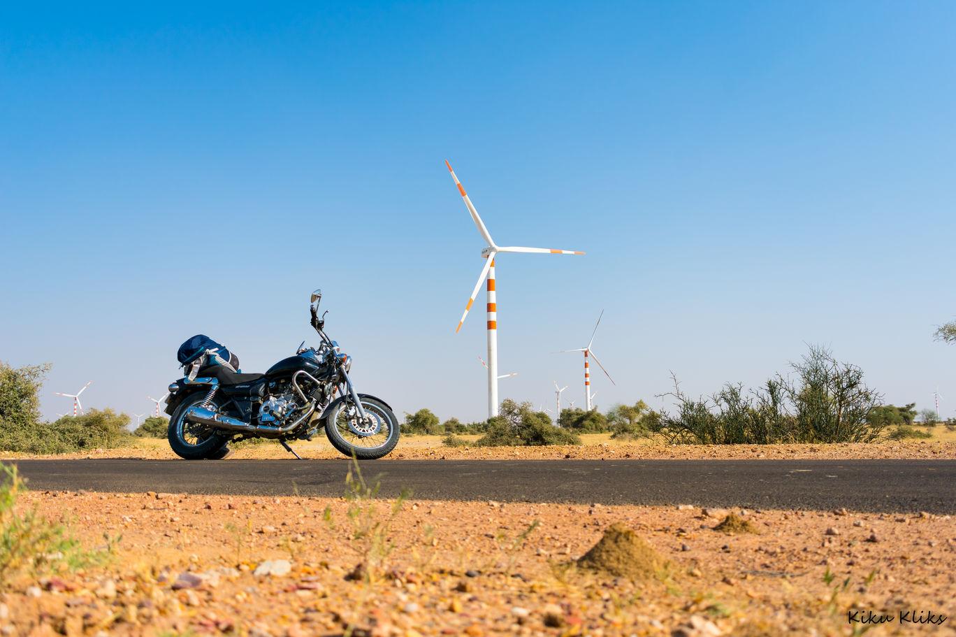 Photo of Thar Desert By Kiran Kumnoor