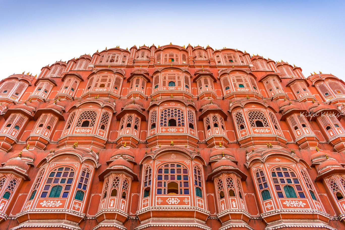 Photo of Hawa Mahal By Kiran Kumnoor
