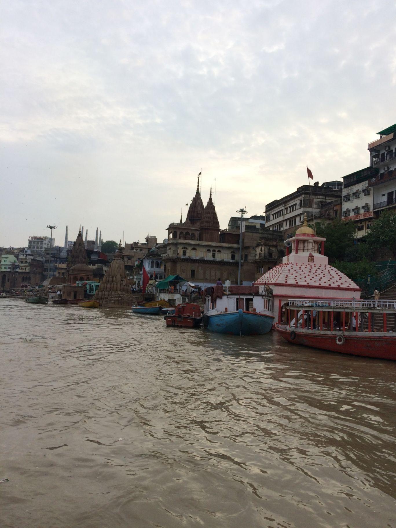 Photo of Varanasi By Akshay Parashar