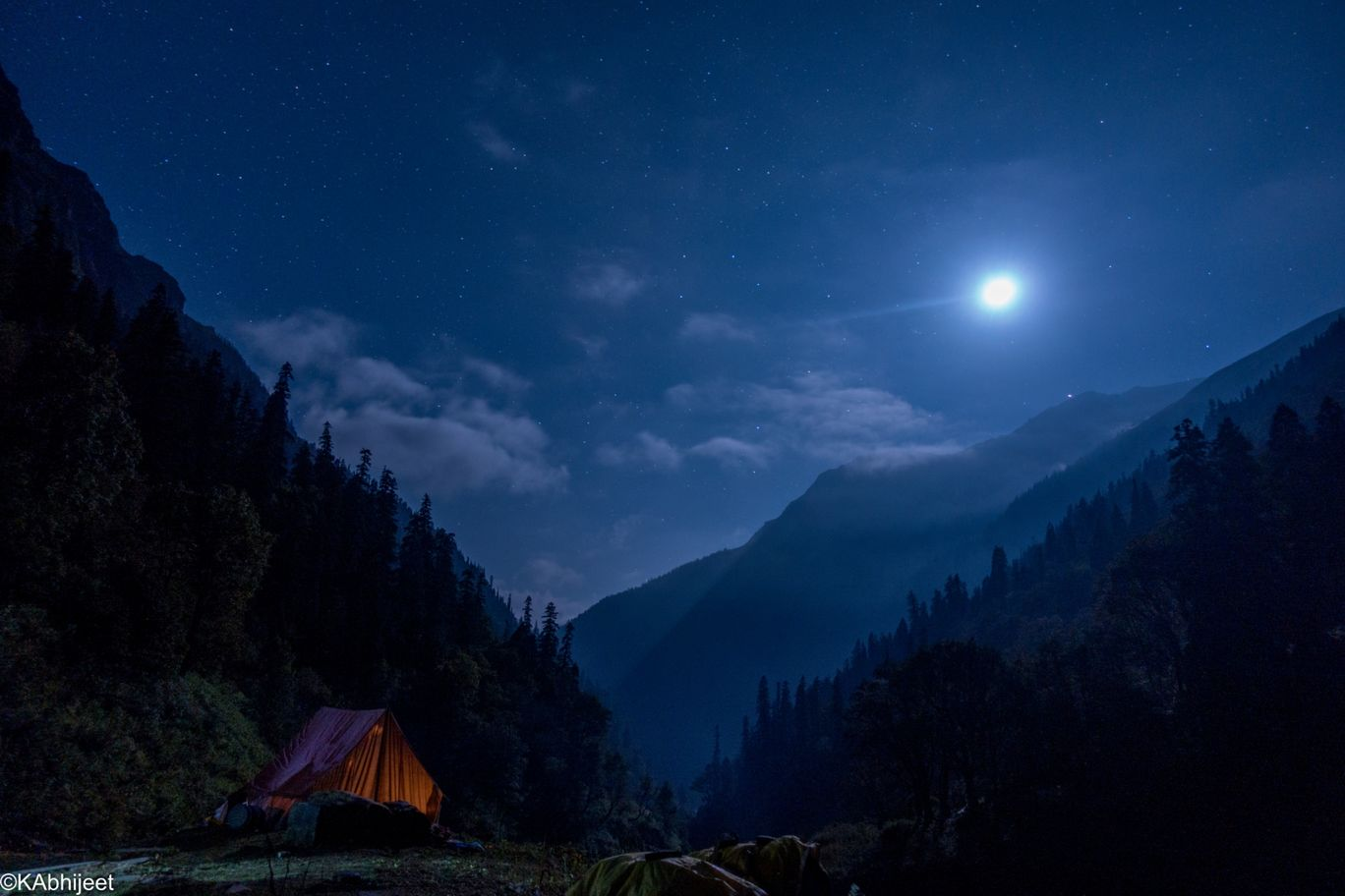 Photo of Rupin Pass By AbhiJeet
