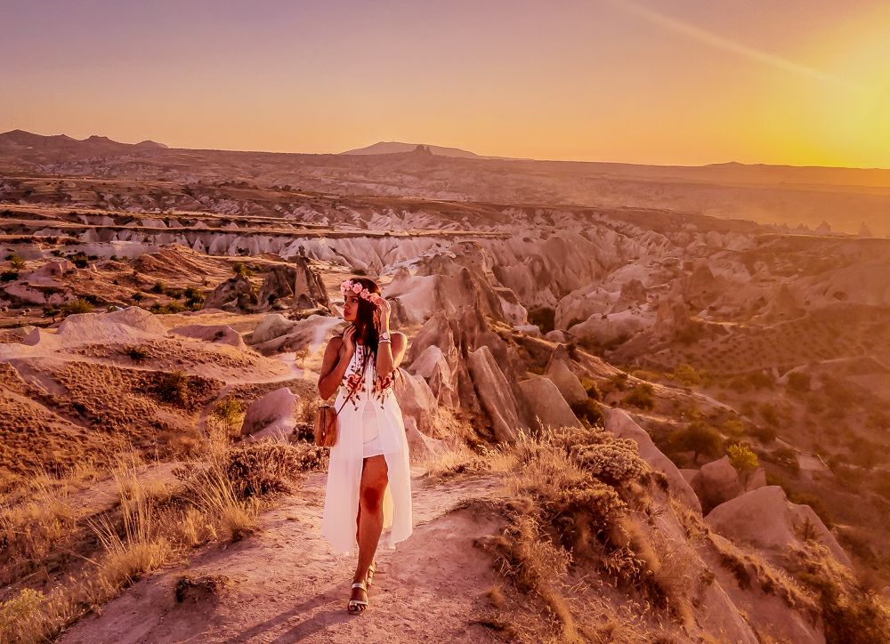 Photo of Cappadocia Turkey By Travel the World in Style