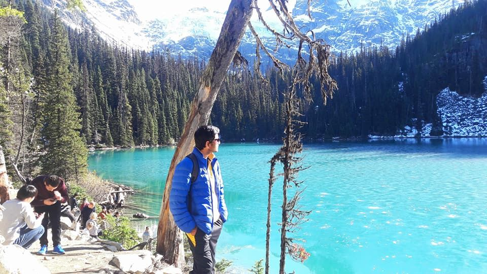 Photo of Trip to Joffre Lakes British Columbia, Canada By Daud Ahmad