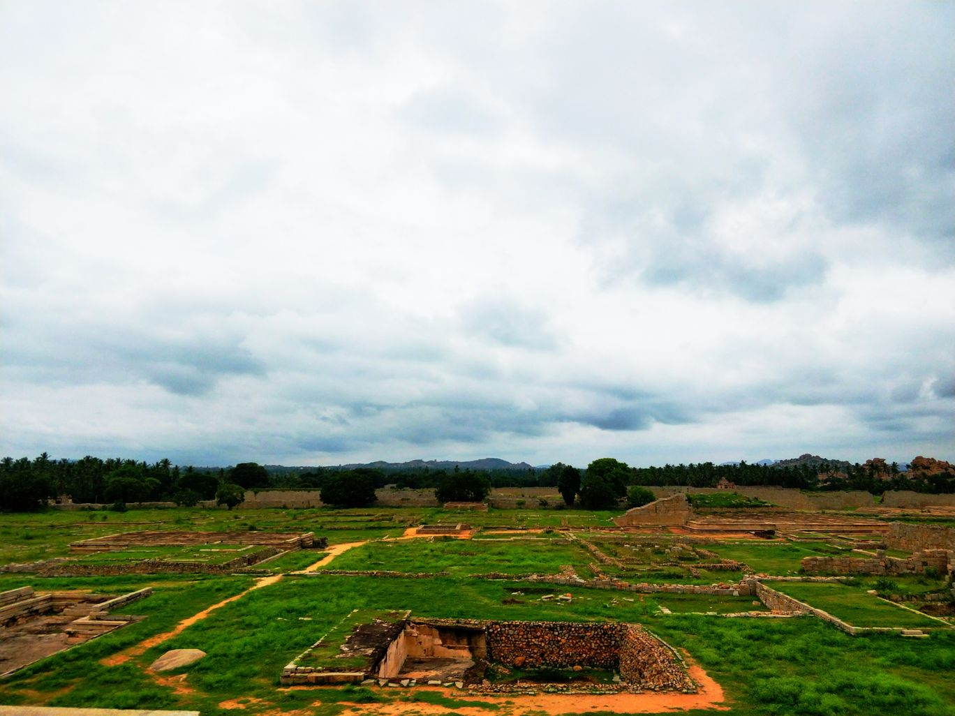 Photo of Hampi By Sankeerth Reddy