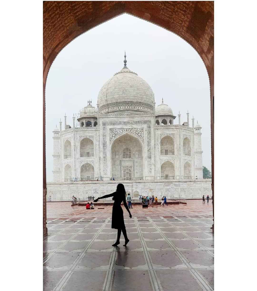 Photo of Taj Mahal By Shruti Mishra