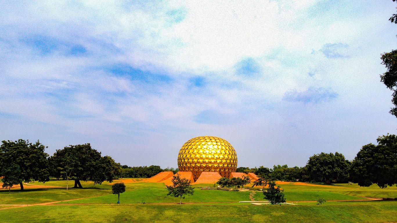 Photo of Pondicherry By Rebanta_Saha