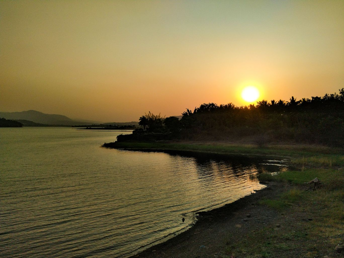Photo of Khadakwasla Dam By Rebanta_Saha