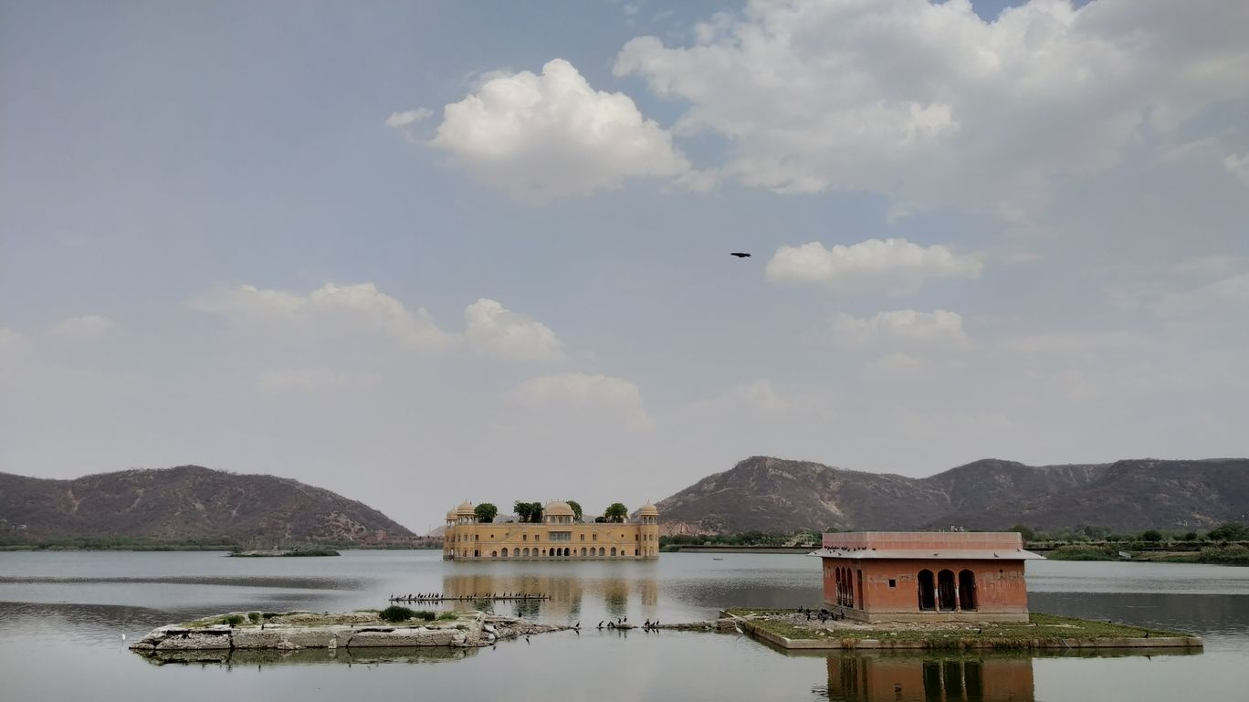 Photo of Jal Mahal By M SAI VINAY CHAND