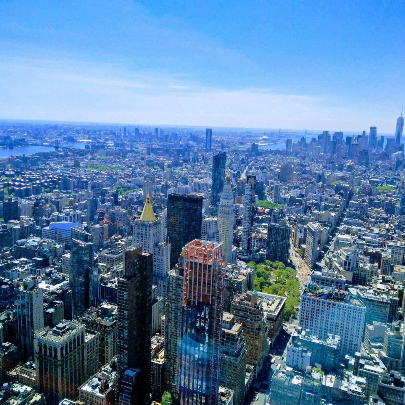 Photo of Empire State Building By Narmadha Sivakumar
