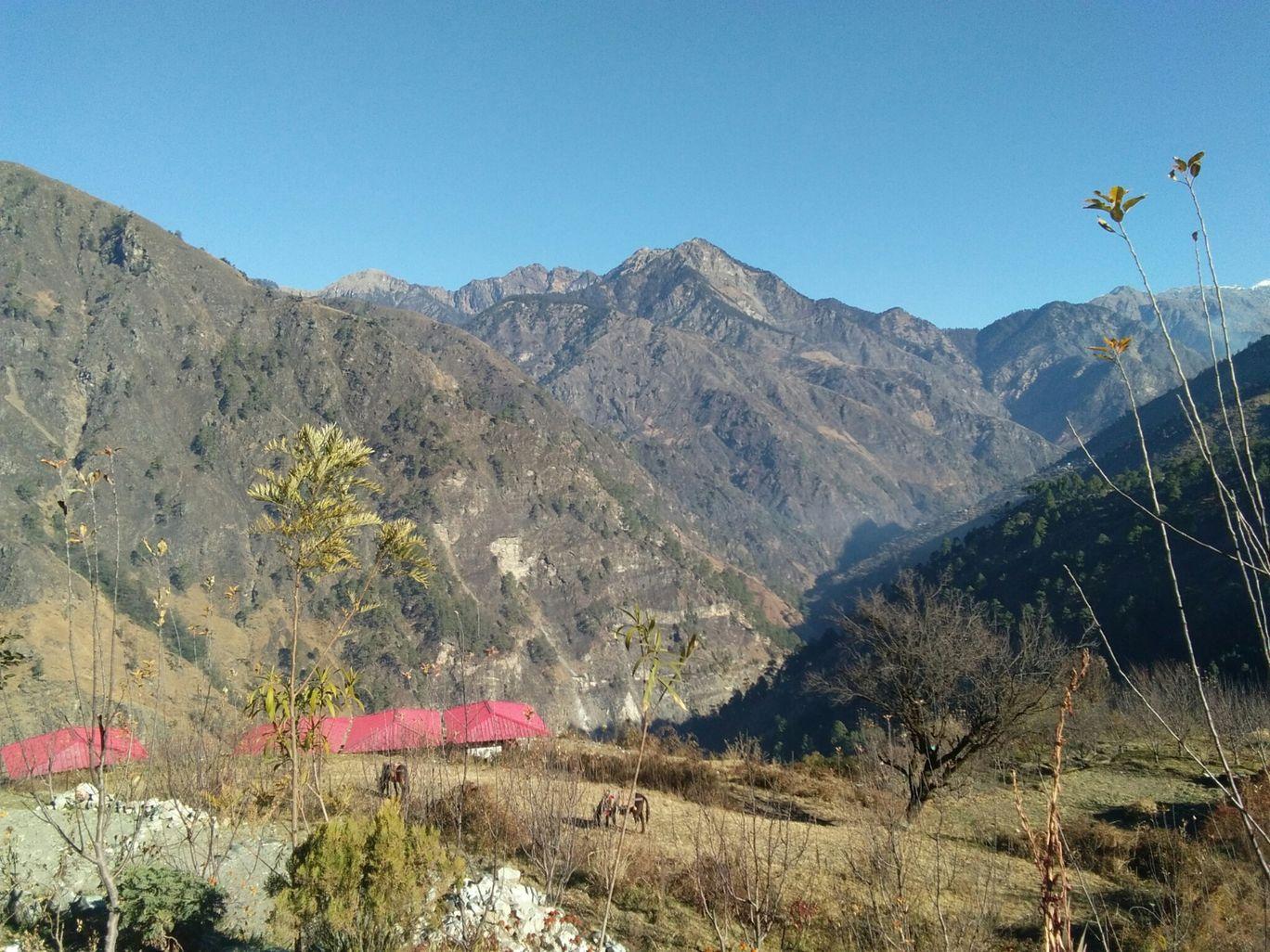 Photo of Kedarkantha Peak By Bharath G