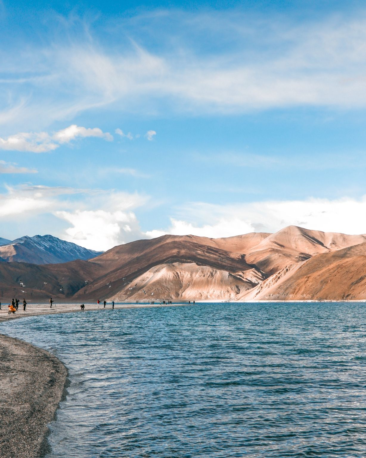 Photo of Pangong Lake By Anurag Singh
