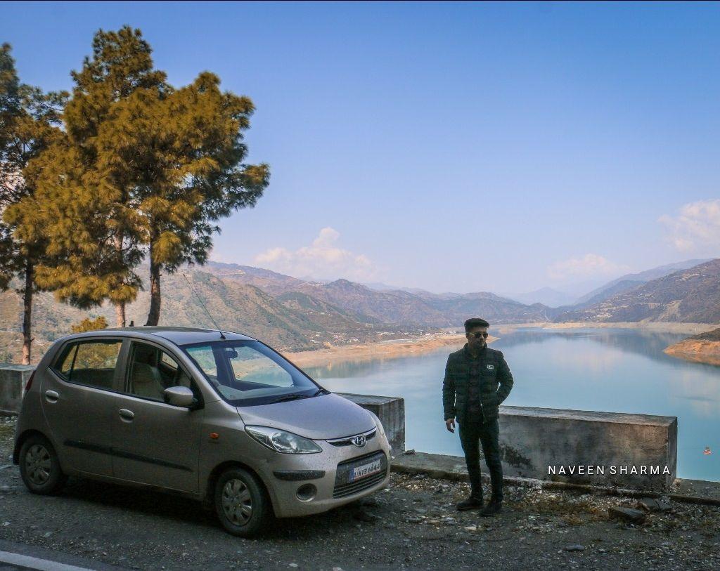 Photo of Tehri Dam By naveen sharma