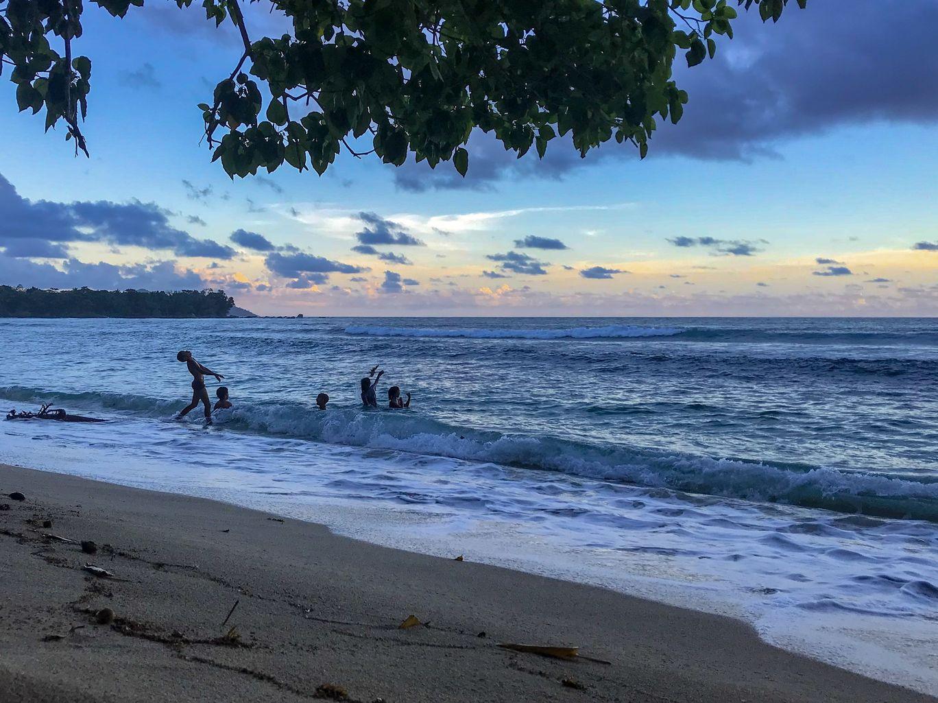 Photo of Seychelles By Vidhya Sahar
