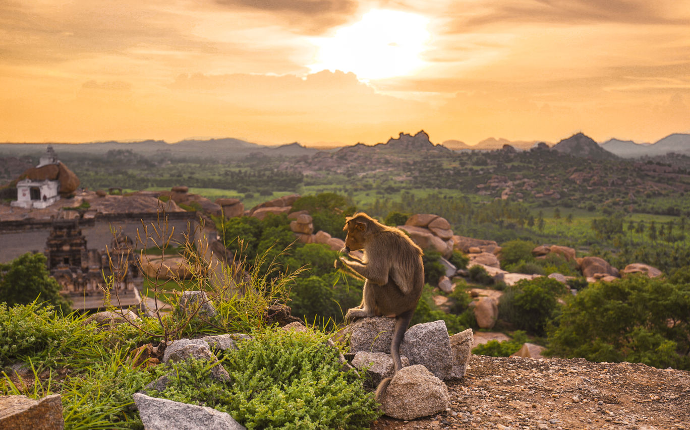 Photo of Hampi By abhijeet bawaskar