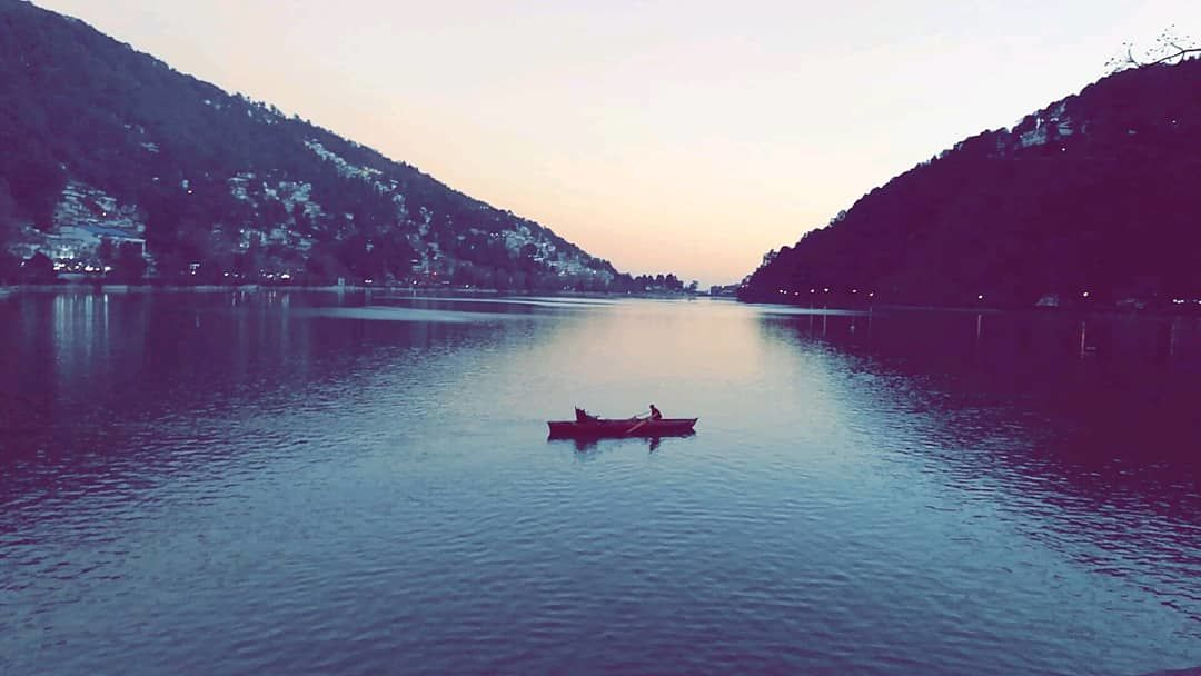 Photo of Nainital By abid khan