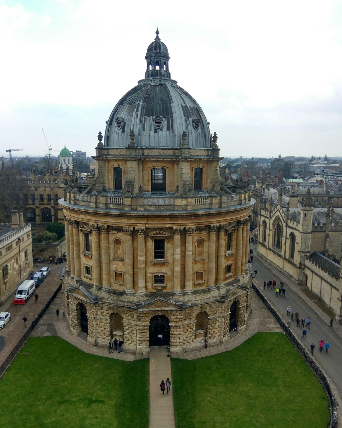 Photo of Oxford By Krupa Asha Ramesh Shah
