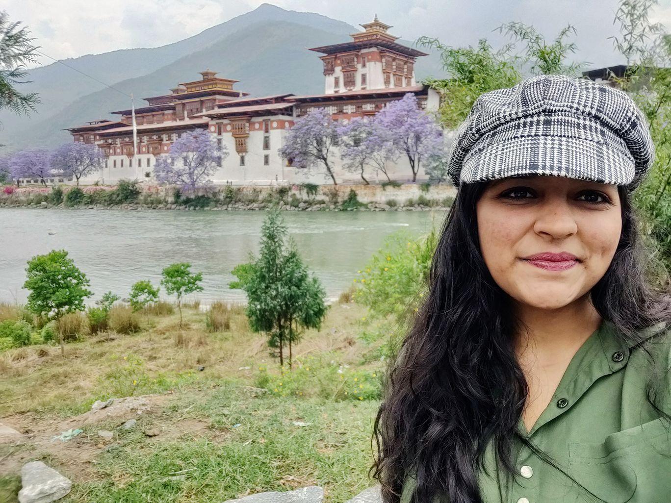 Photo of Punakha Dzong By Pooja Saboo