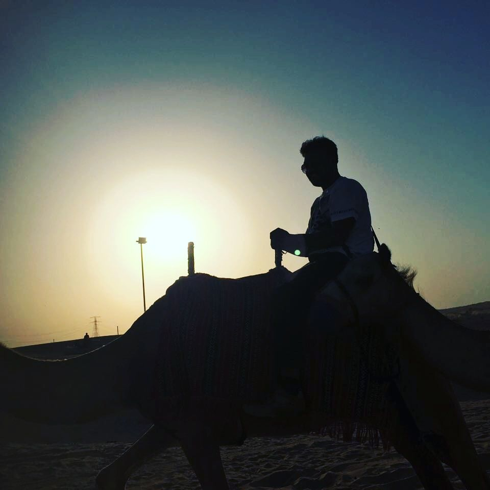 Photo of Desert Safari Dubai - Dubai - United Arab Emirates By Vinodh Kumar