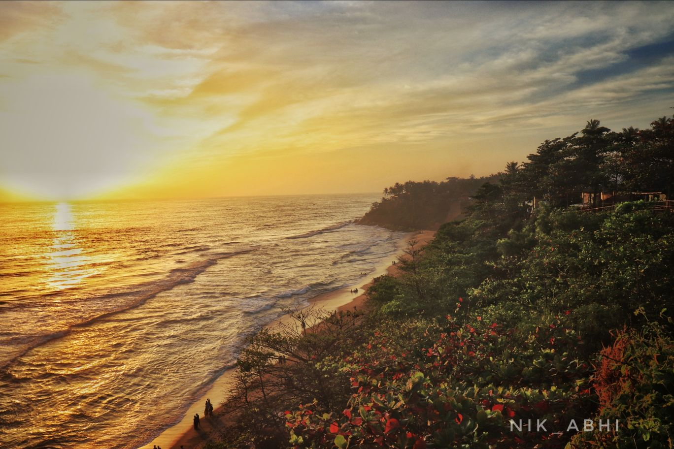 Photo of Varkala Beach By Nikhil abhishek