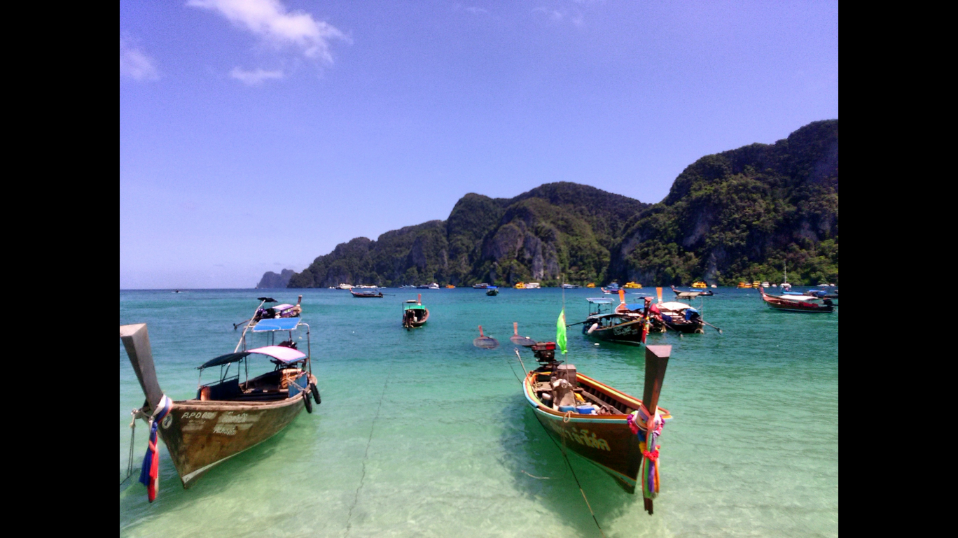 Photo of Phi Phi Islands By Mansi Agrawal