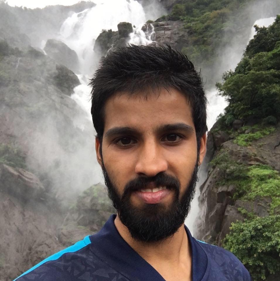 Photo of Dudhsagar Falls By Amol Jambhale