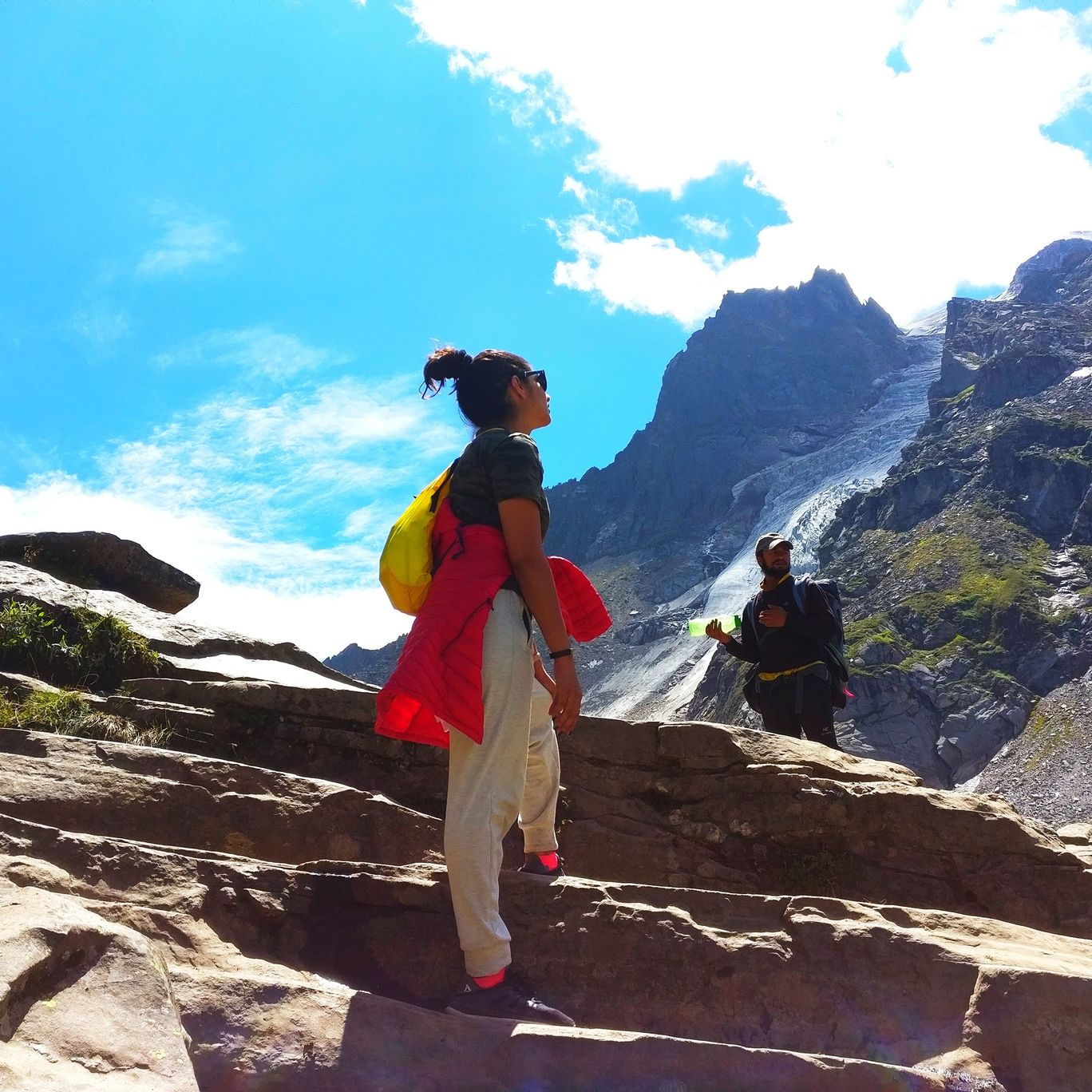 Photo of Hampta Pass Trek Camp Himalayan Mountain Sojourns By Mansi Singh