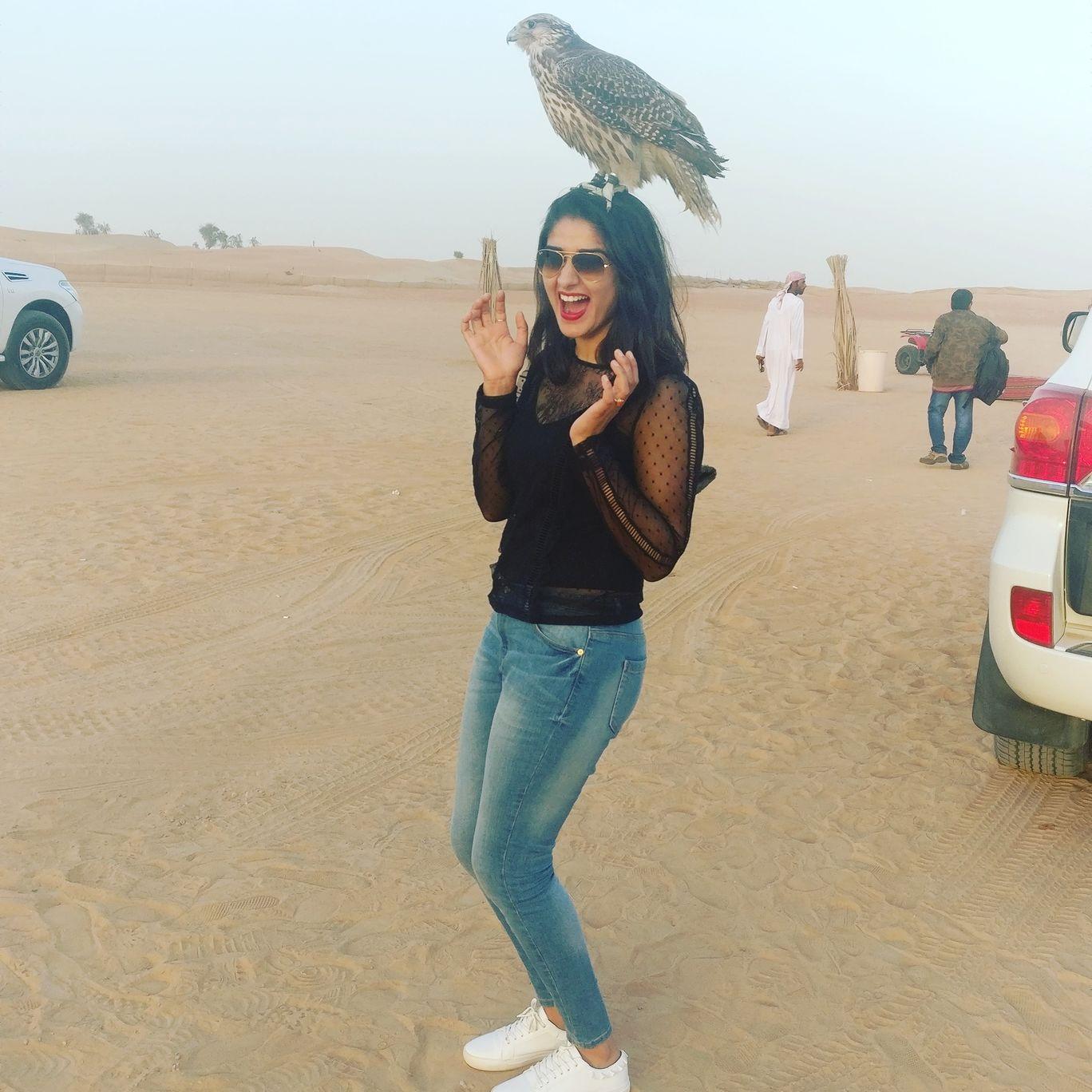 Photo of Desert Safari Dubai - Best Dune Bashing Safari - Dubai - United Arab Emirates By Mansi Singh
