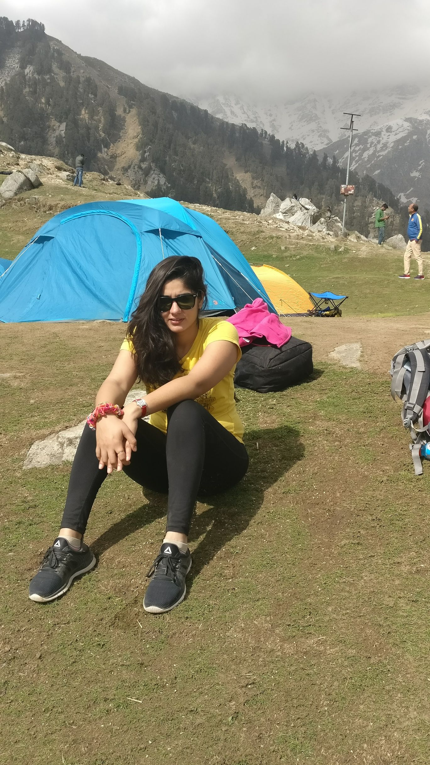 Photo of Triund Trek By Mansi Singh