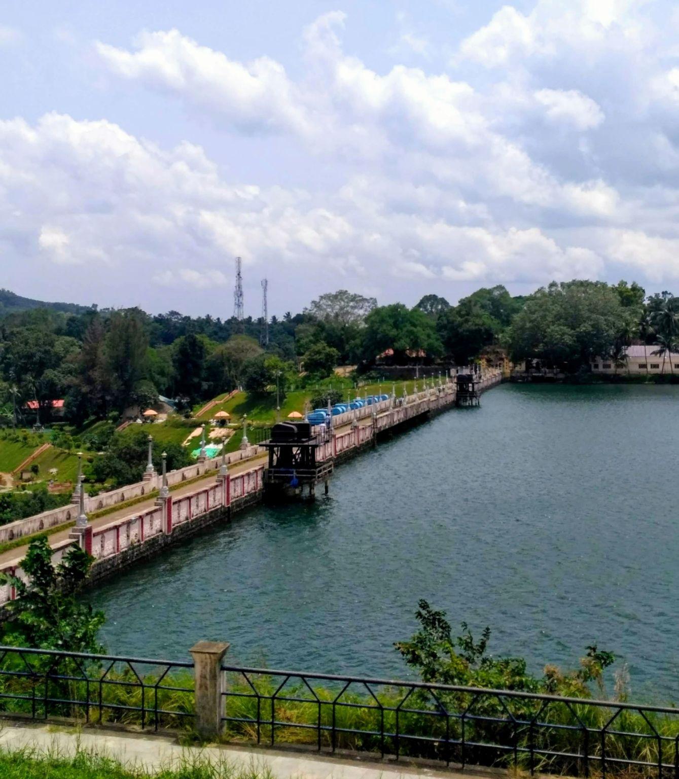 Photo of Neyyar Dam By Sooraj Sathyan