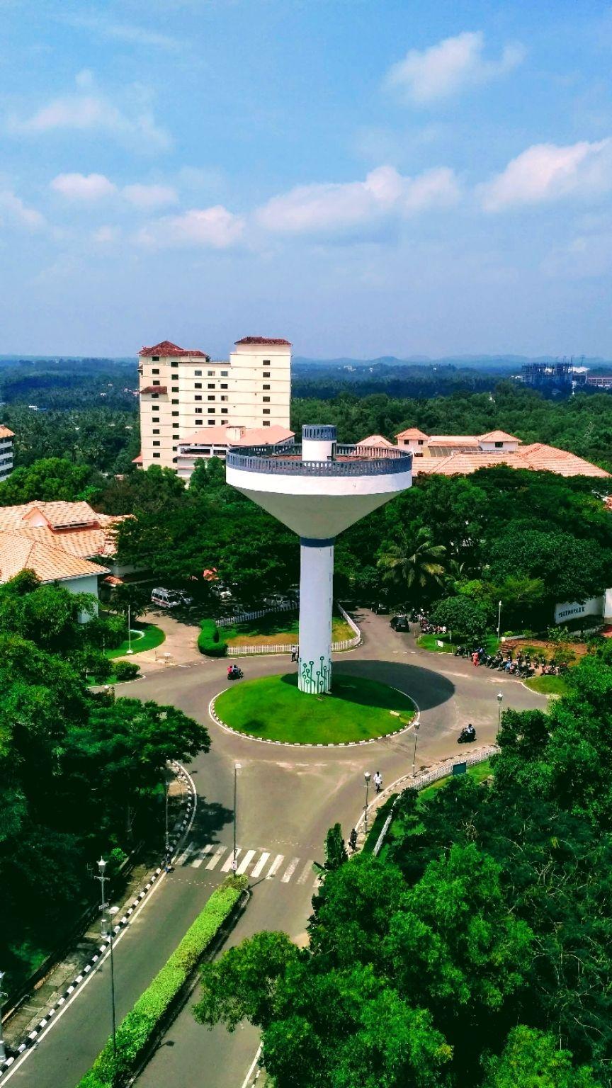 Photo of Technopark Campus By Sooraj Sathyan