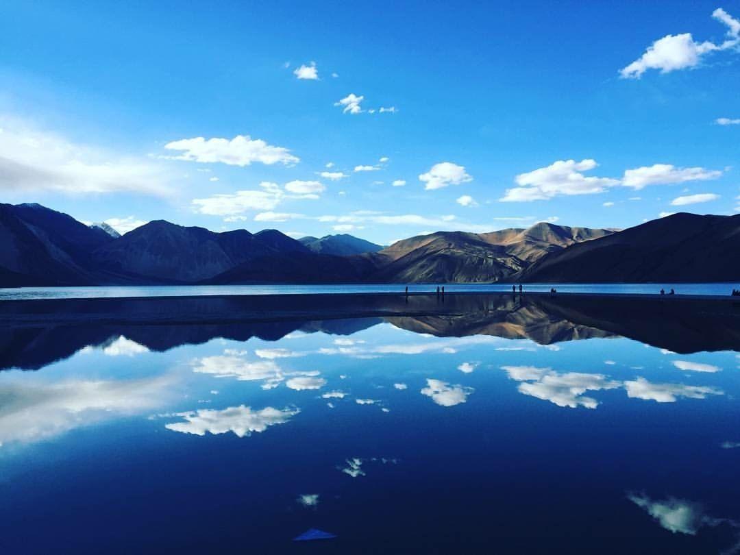 Photo of Pangong Lake By Rahul Sheth