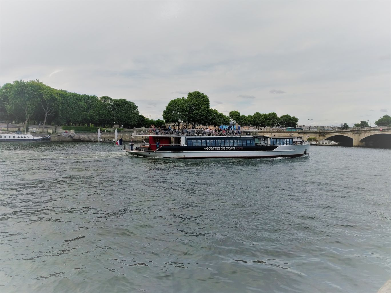 Photo of Seine River By Neeharika Sekhar Gowlikar