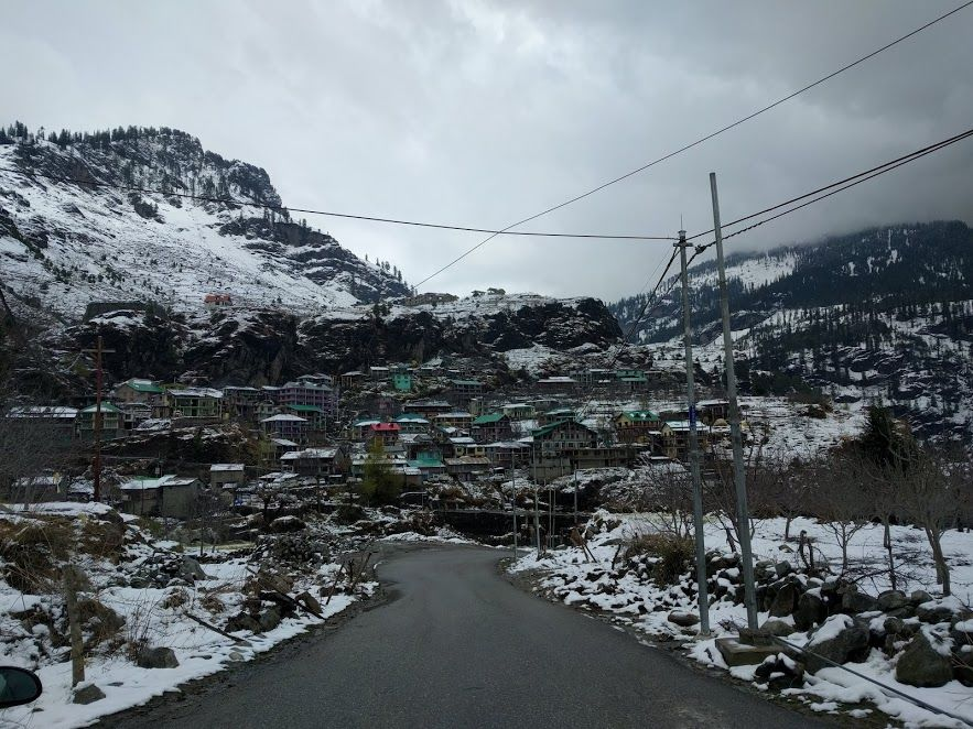 Photo of Manali By Neeharika Sekhar Gowlikar