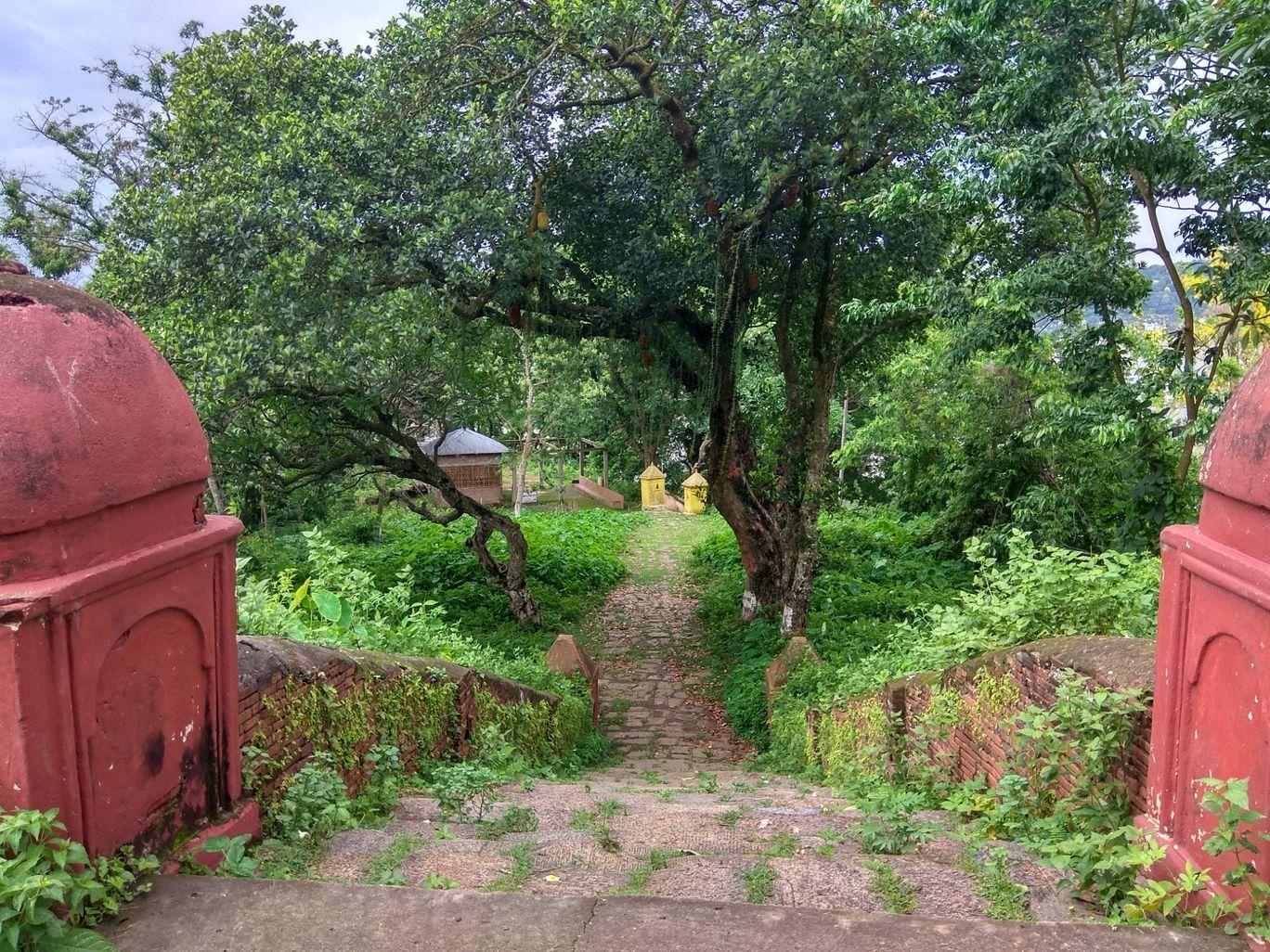 Photo of Aswaklanta Mandir By Anurag shrivastava
