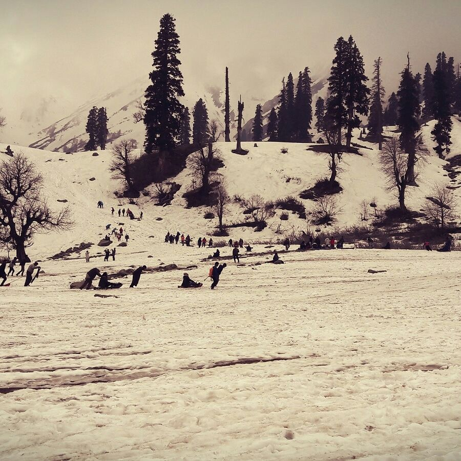 Photo of Gulmarg By Subhasree Mandal