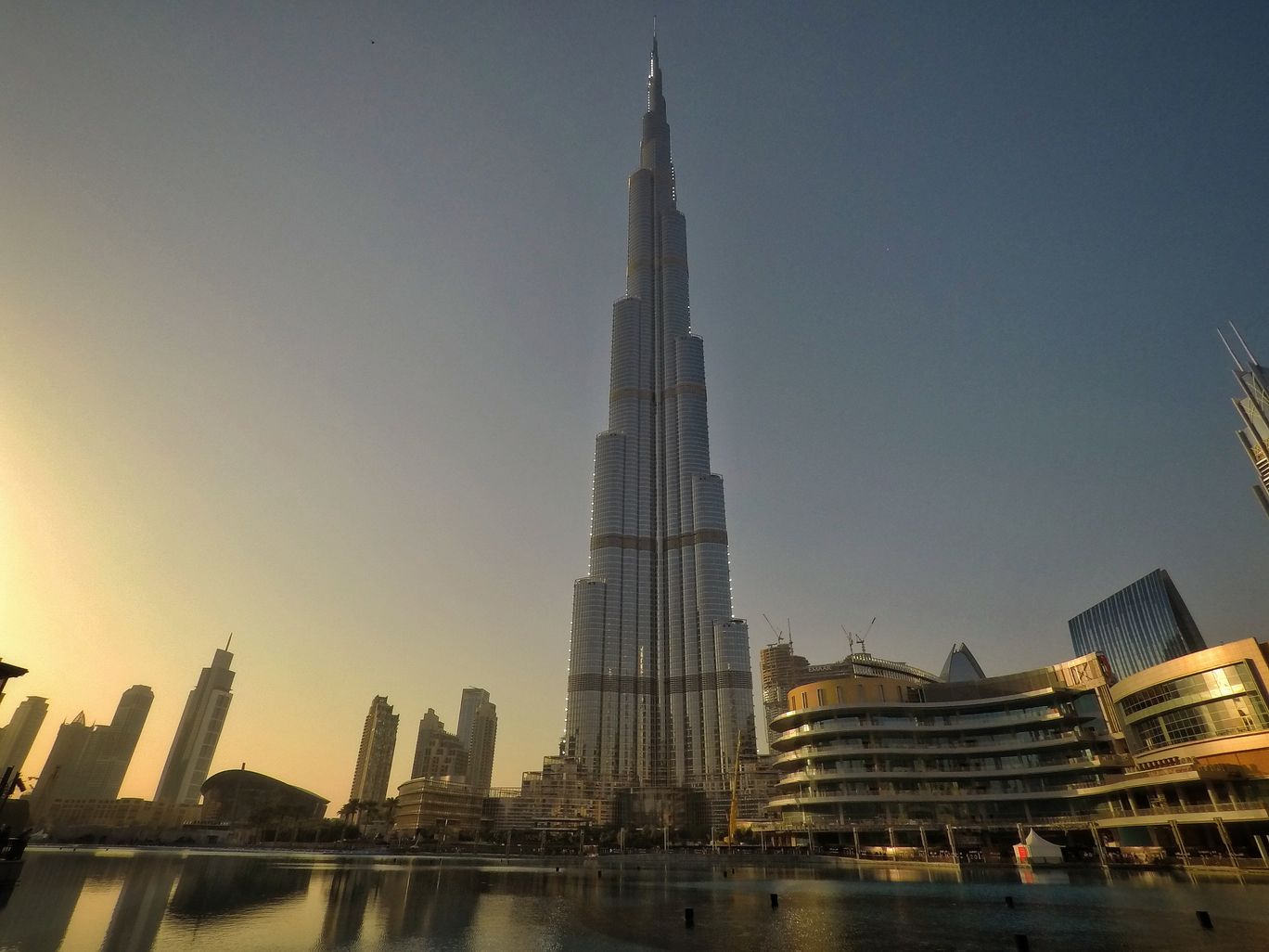 Photo of Dubai - United Arab Emirates By Bala Giridhar