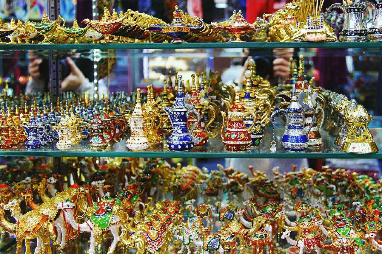 Photo of meena bazaar - Al Nahdha Street - Dubai - United Arab Emirates By Travellingtreasury