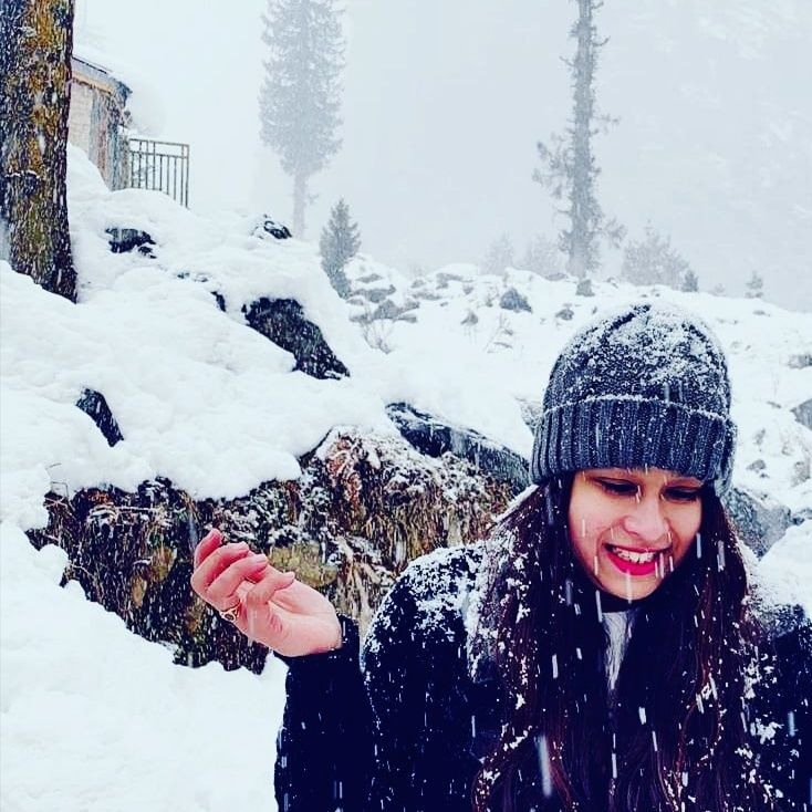 Photo of Rohtang Pass By Kajal Aggarwal
