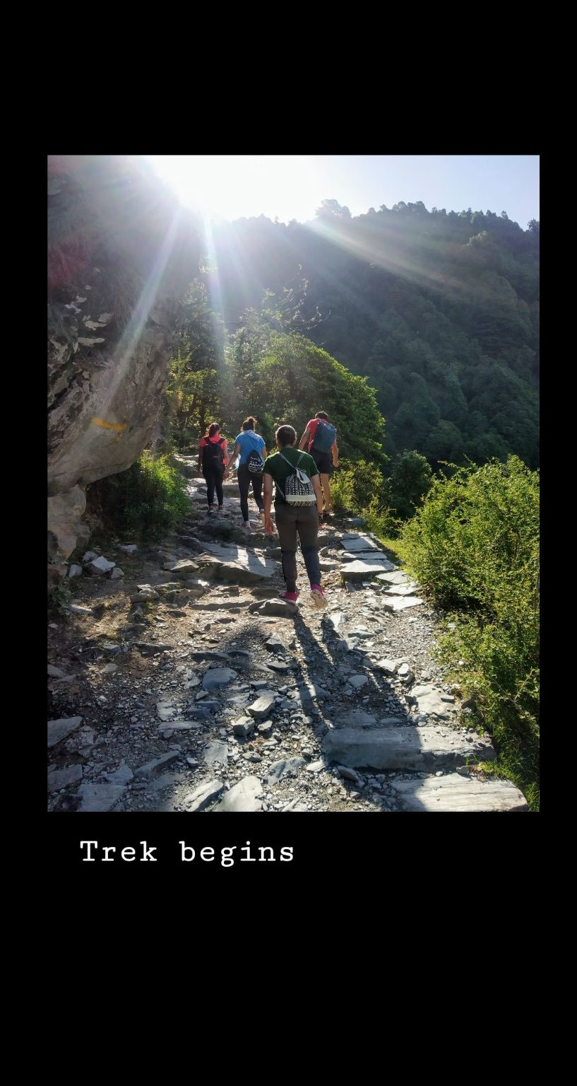 Photo of Triund Trek By Being Pahadi- A Travel Enthusiast