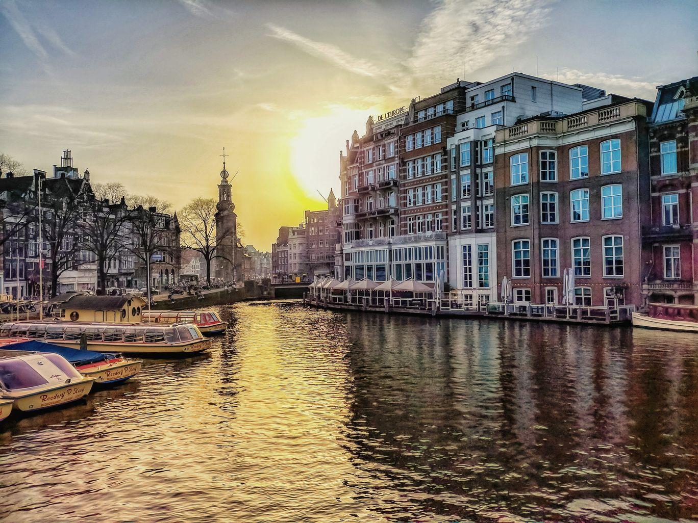 Photo of Amsterdam By Jatin Jain