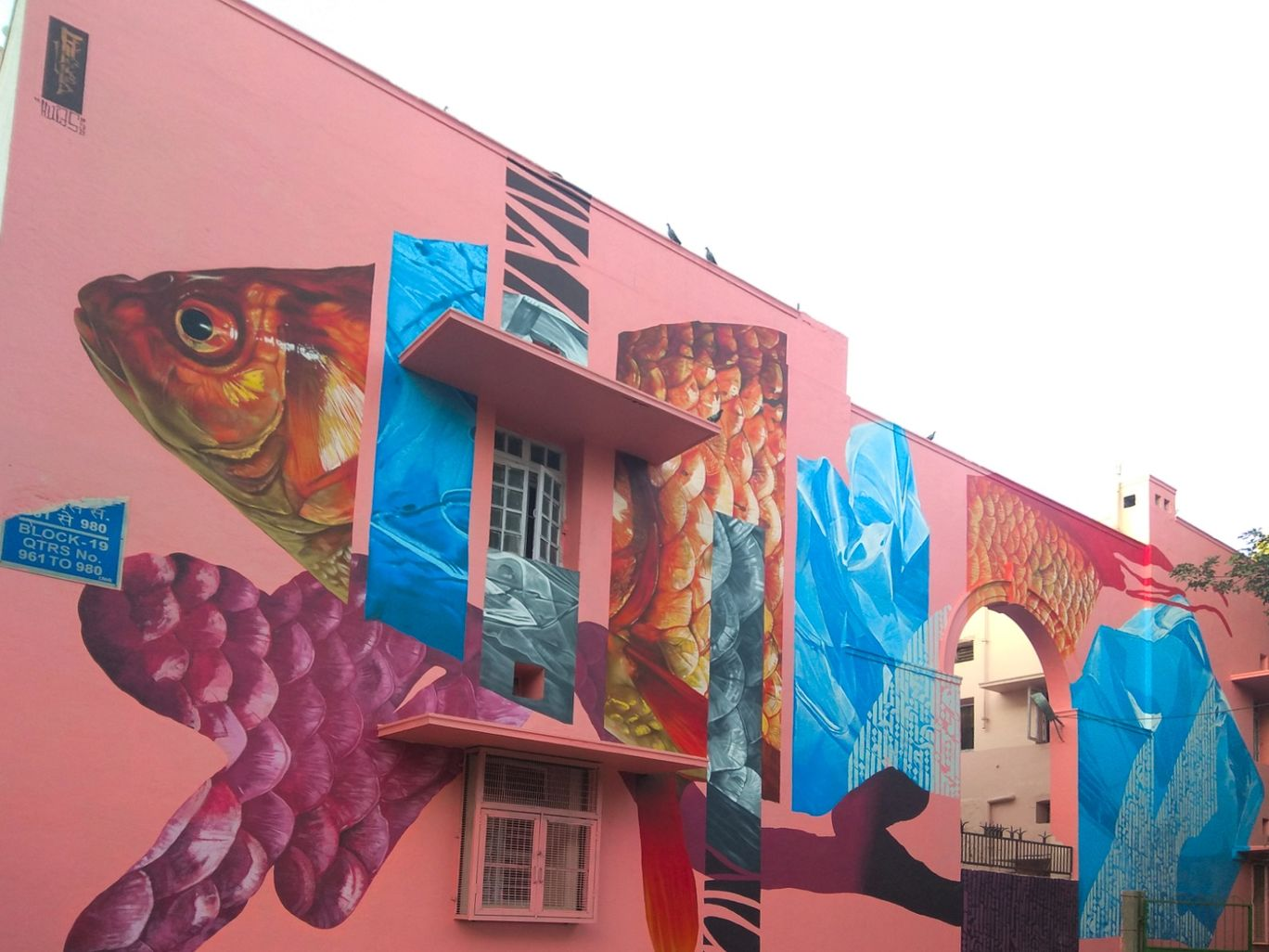 Photo of Lodhi art district By Garima Behal