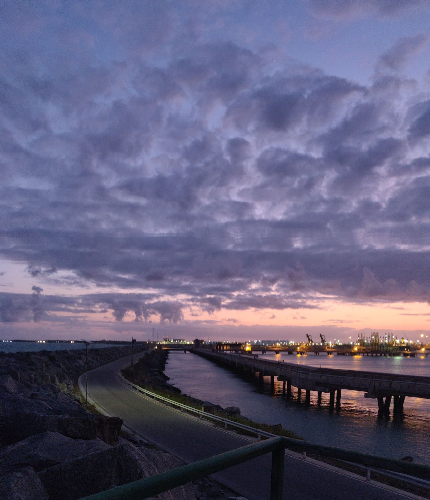 Photo of Port of Suape - Km 10 By Shobhit Saxena