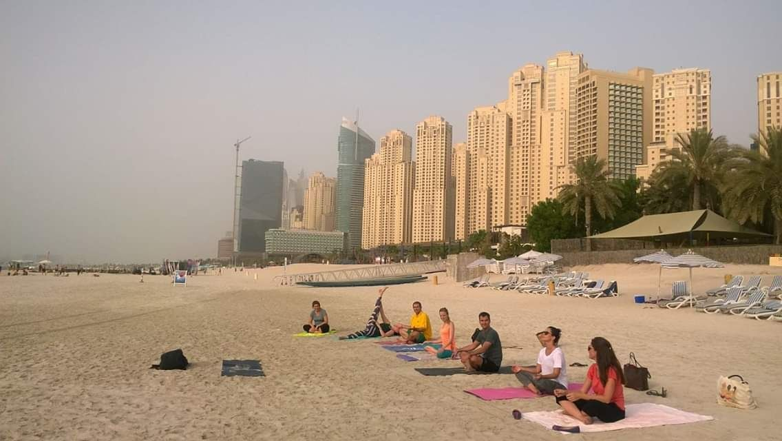 Photo of Dubai - United Arab Emirates By Ronak Gajjar