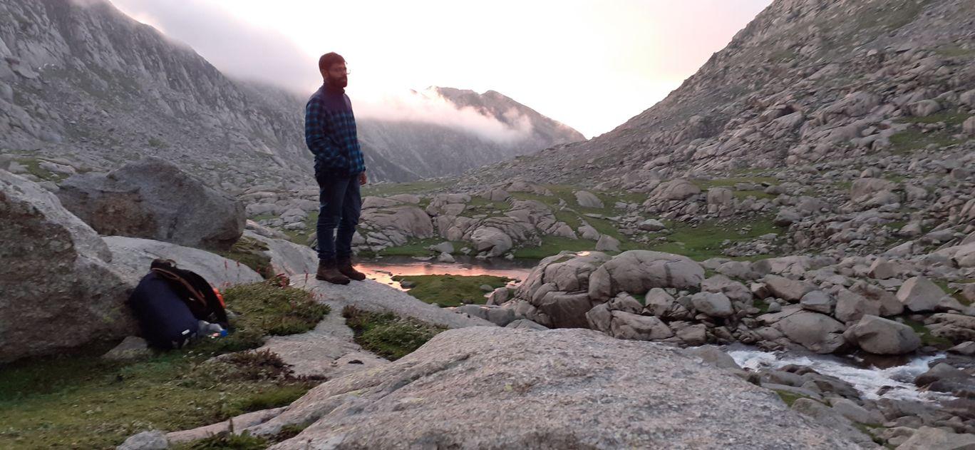 Photo of Minkaini Pass By Vaibhav Dhawan
